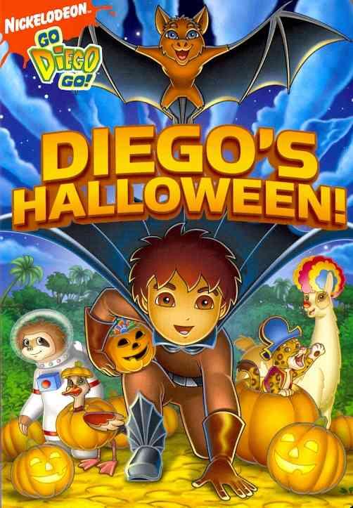 GO, DIEGO, GO!:DIEGO'S HALLOWEEN BY GO DIEGO GO (DVD)